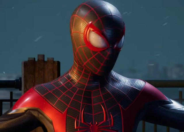 THWAP! Here comes Spider-Man: Miles Morales'