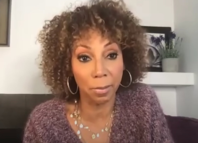 Holly Robinson Peete claims Trump called her 'N-Word'
