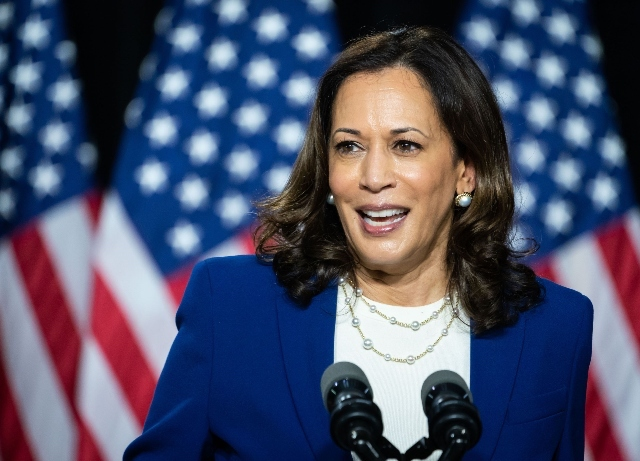 Kamala Harris makes history as first WOC as VP
