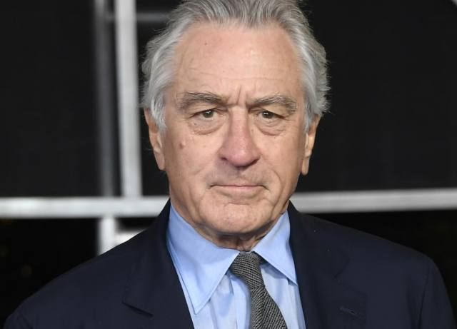 Robert De Niro issues warning about life after Trump
