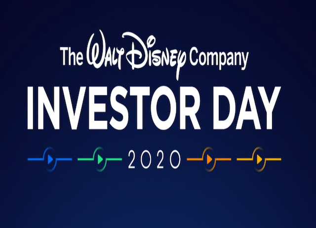 Disney announces plans for 2021 and beyond