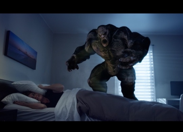Filmmaker Ranarivelo stops the monster snore