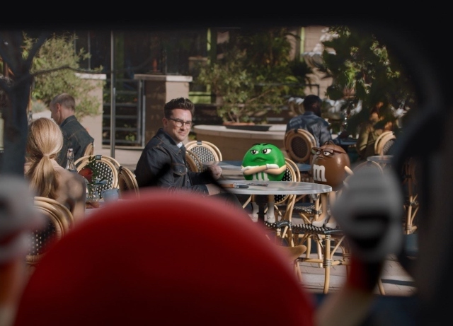 M&M'S Super Bowl spot shows the power of laughter