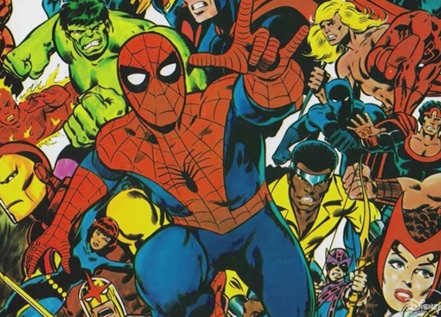 Watch trailer for Marvel's 'Behind the Mask'
