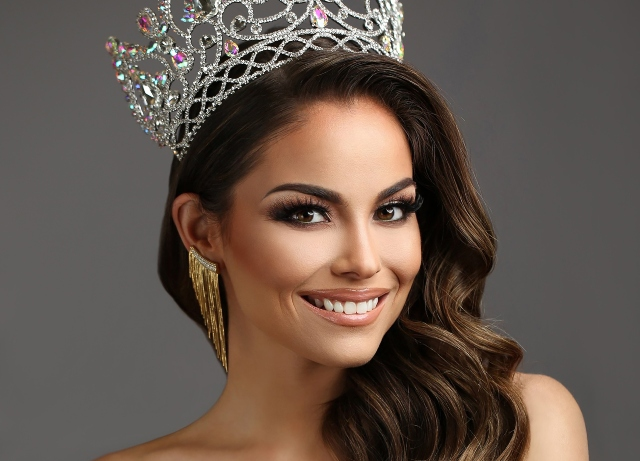 Marisa Butler of Maine named Miss Earth USA 2021