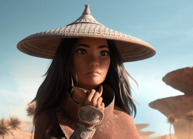 Watch new spot for Disney's Raya and the Last Dragon