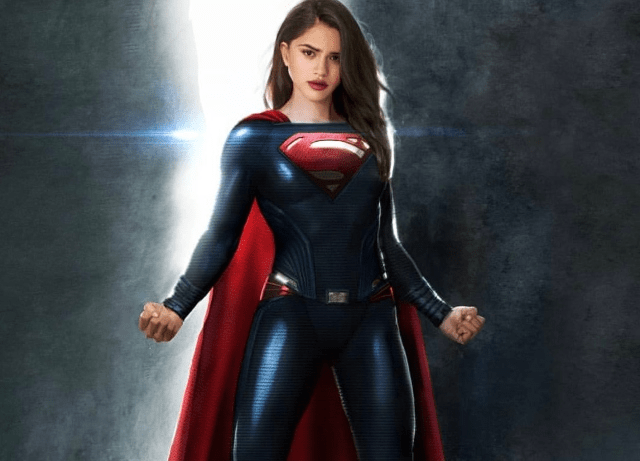 Latina actress Sasha Calle is DC's new Supergirl