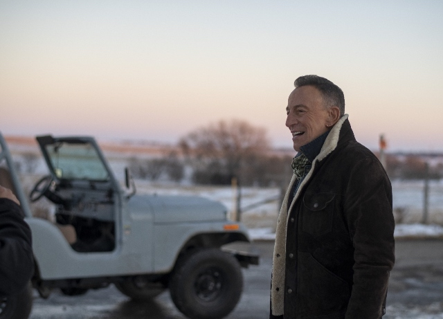 Bruce Springsteen in Jeep Super Bowl film, 'The Middle'