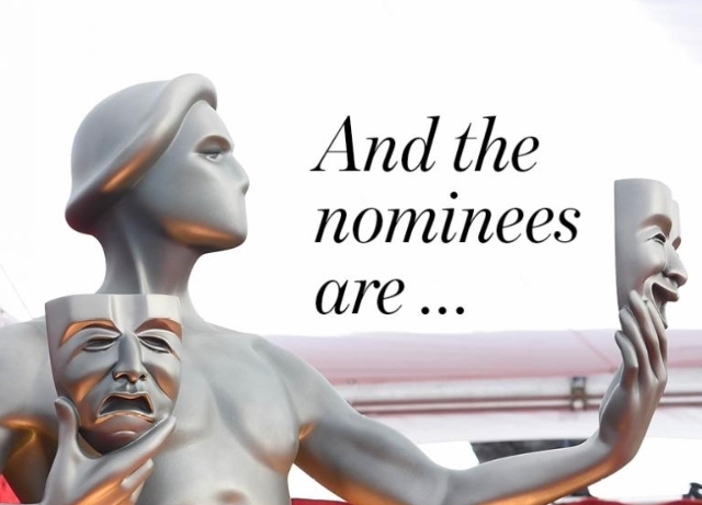 Screen Actors Guild announces nominations