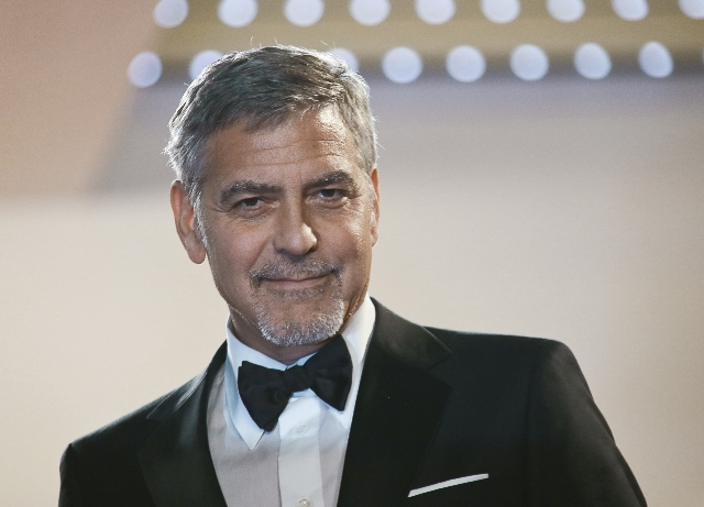 George Clooney on the pandemic, aging and more