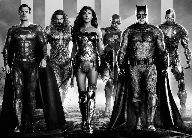 HBO Max releases new posters for Justice League
