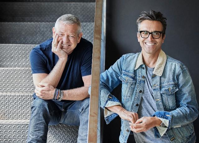 David Mitchell, Tomer DeVito launch Wild Gift