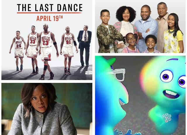 Last Dance, Soul, black-ish among NAACP winners