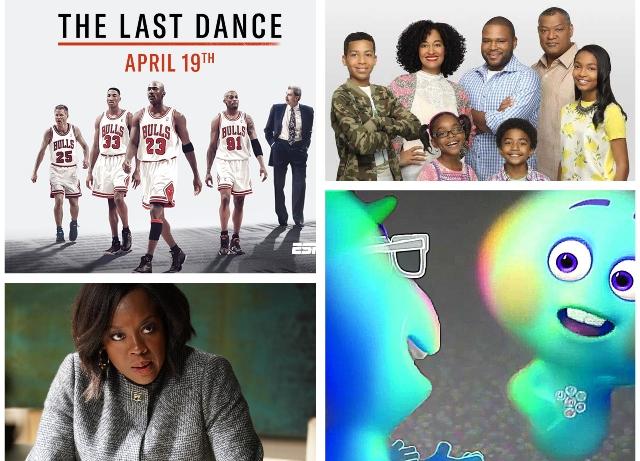 Last Dance, Soul, black-ish among NAACP winners