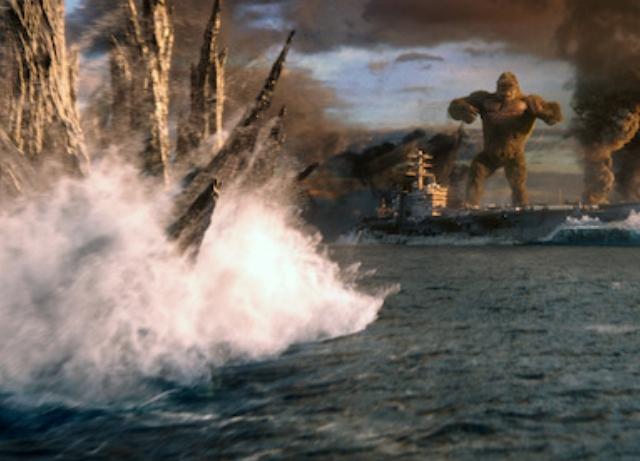 IMAX roars with $12.4m from 'Godzilla vs. Kong'