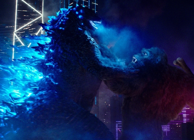 Director Adam Wingard on 'Godzilla vs Kong'