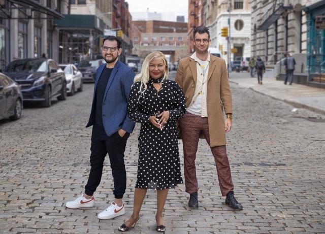 BBH New York formally unveils new leadership trio