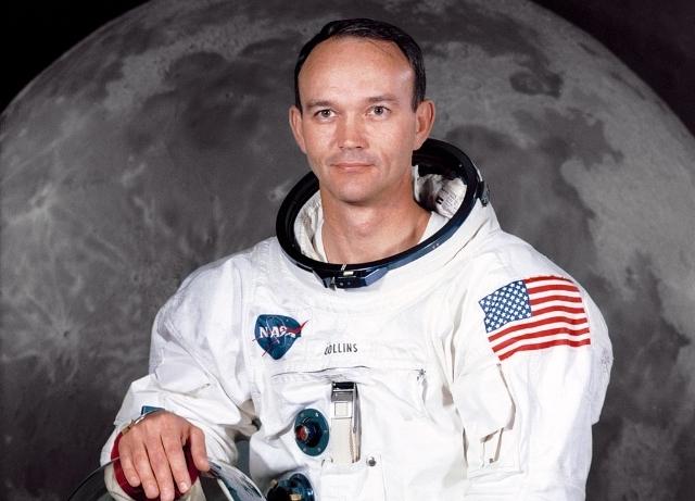 Apollo 11 astronaut Michael Collins' rare 2019 interview