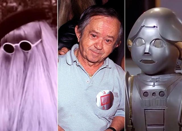 Cousin Itt, Felix Silla pases at 84
