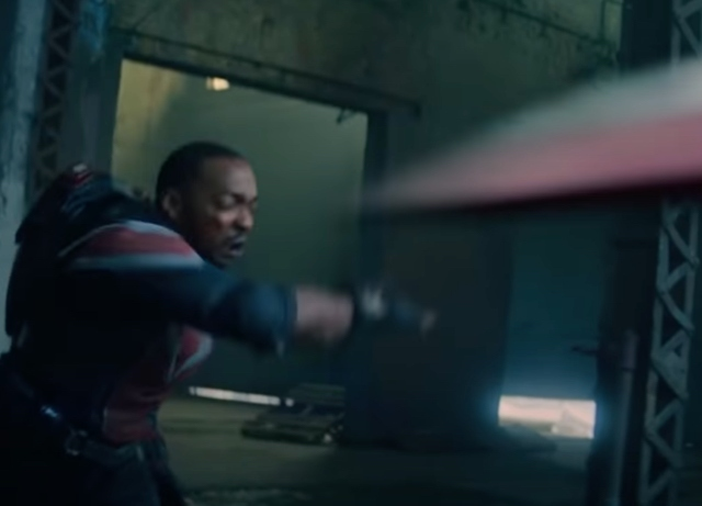 Marvel teases a new Cap in final trailer for TFATWS