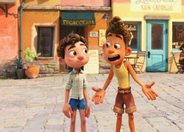 Watch Disney and Pixar's 'Luca' trailer