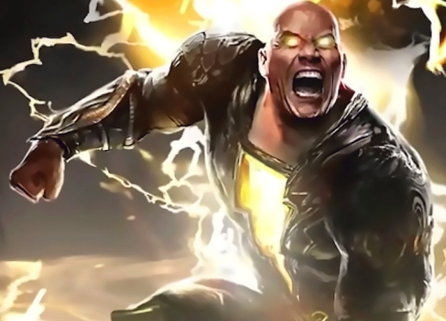 Dwayne Johnson confirms Black Adam is filming