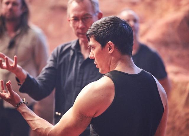 Director Simon McQuoid on the world of Mortal Kombat