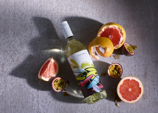 Intrinsic Wine: graffiti artist tapped for new Sauv Blanc