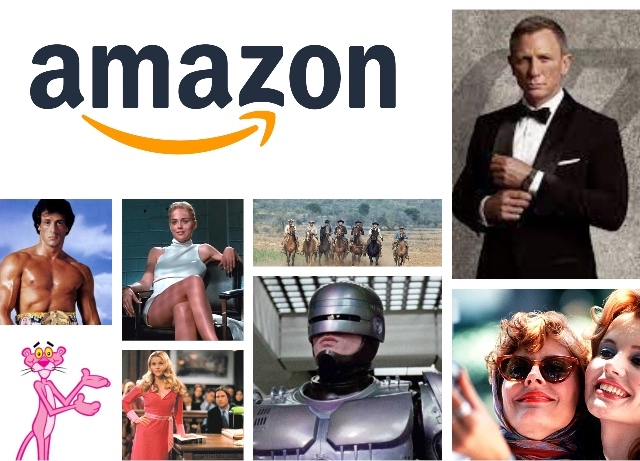 MGM, Amazon agree on $8.45  billion merger