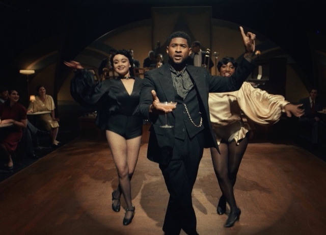 Usher, Remy Martin give us history lesson