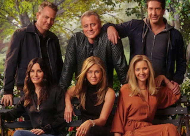 HBO Max releases Friends: Reunion trailer and poster