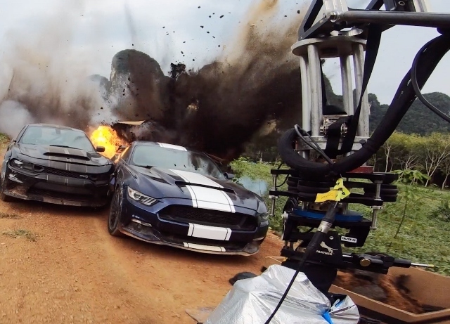 """Behind the Scenes: How F9 creates total """"Car-nage"""""""