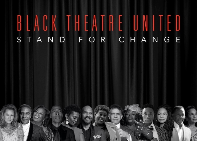 Syn: Unites with Black Theatre to Stand for Change