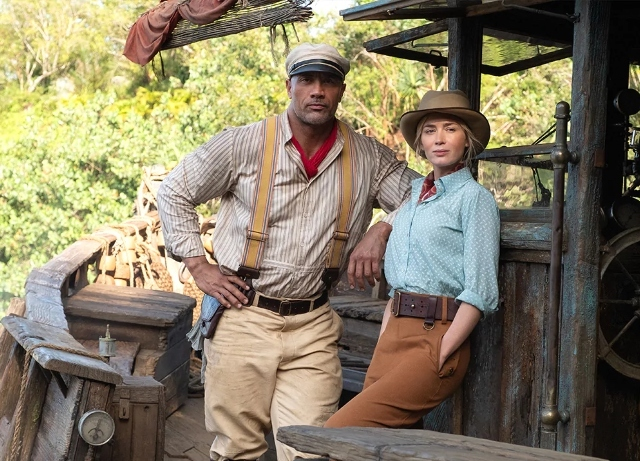 Jungle Cruise: Disney releases new trailer