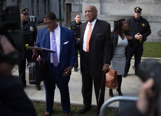 Serial rapist Bill Cosby released from prison today