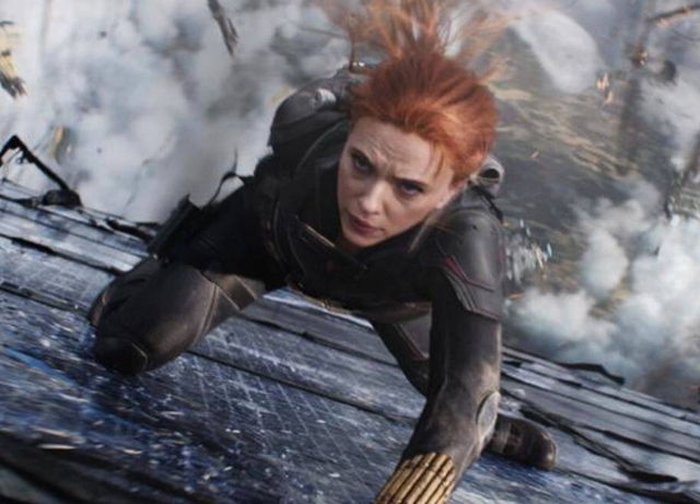 Black Widow: The perfect feminism we need right now