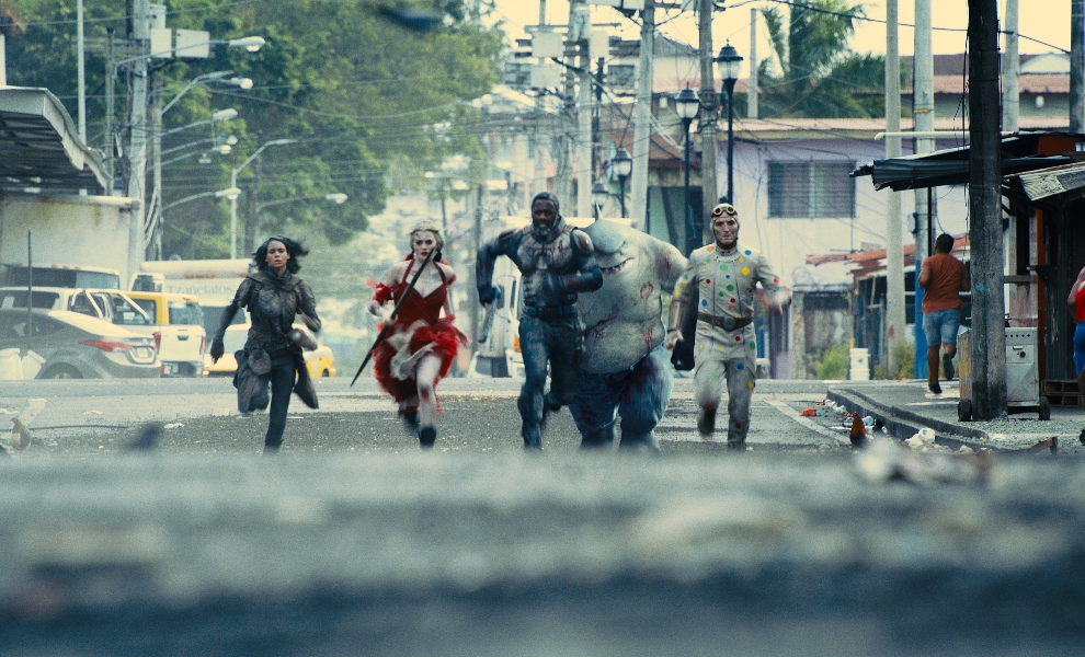 The Suicide Squad takes in $26.5m in deathly box office weekend