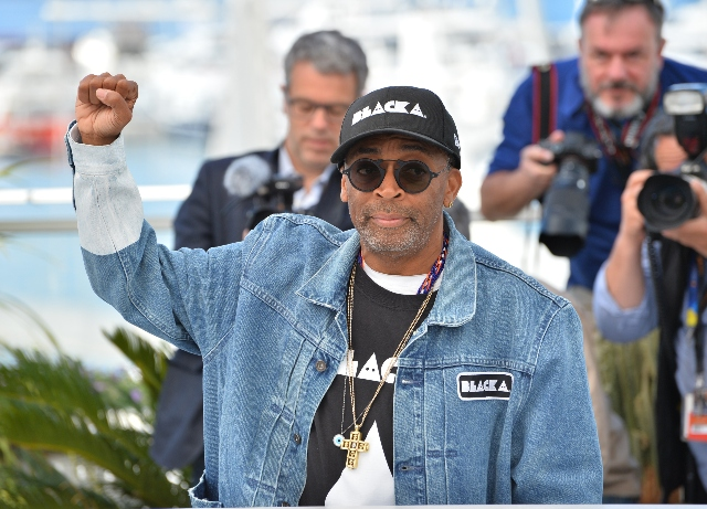 Cannes: Spike Lee makes marks as President