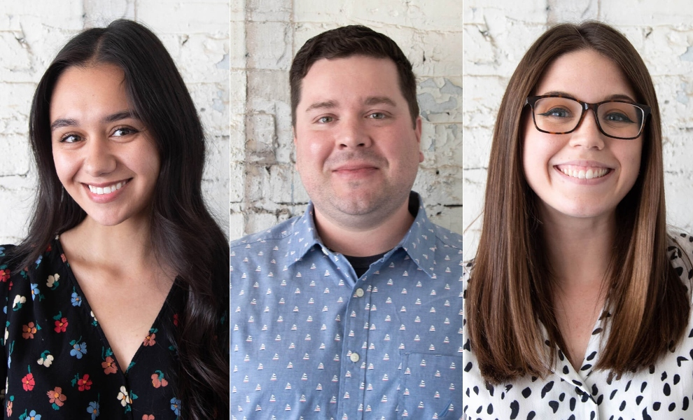 Solve brings on three to bolster team