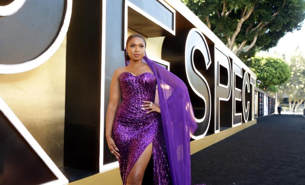 PHOTOS: Jennifer Hudson commands Respect at L.A. premiere