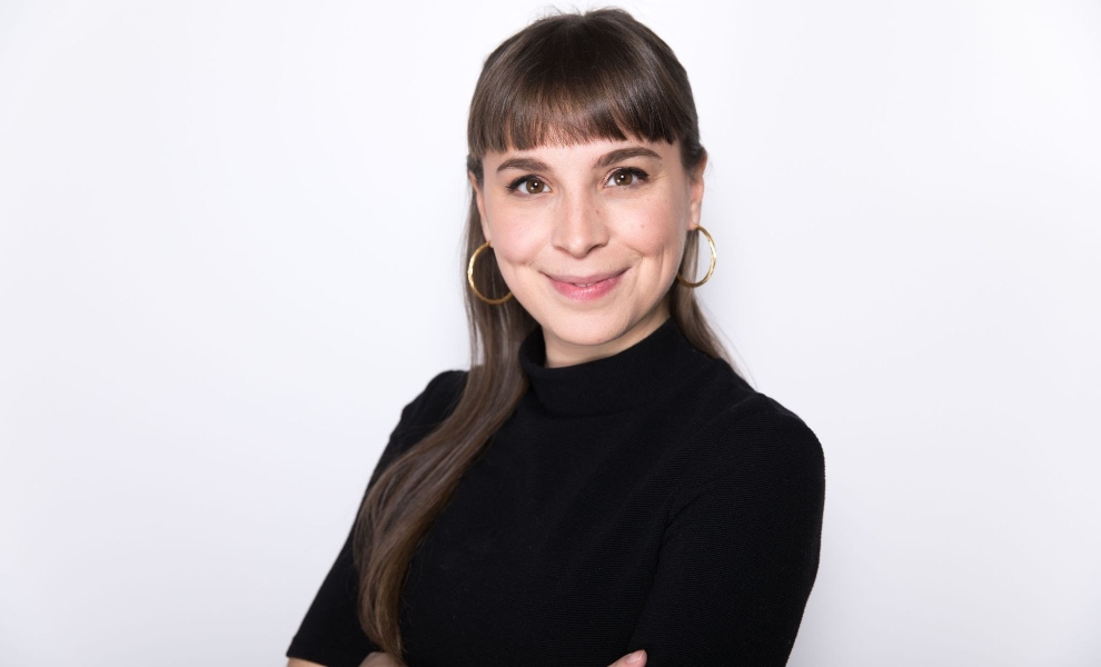 Butter Music and Sound promotes Renée Massé to EP