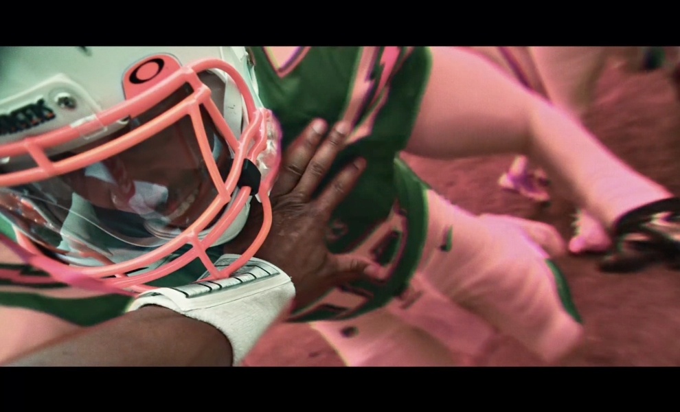Filmsupply goes behind the work of Stept Studios' Oakley PRIZM ad for NFL