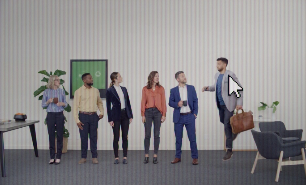 Smartsheet launches new broadcast and online campaign via John McNeil Studio