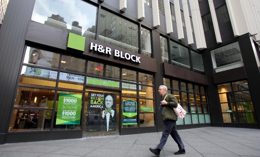 H&R Block chooses Carmichael Lynch as lead agency