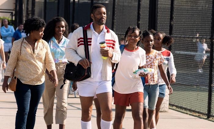 Will Smith stars as 'King Richard' in AFI Fest 2021 closing night film