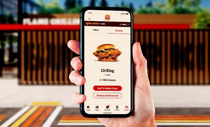 Burger King expands Royal Perks Loyalty Program