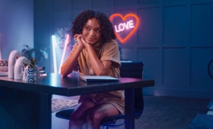black-ish star Yara Shahidi uses Dell to expand her universe-ish