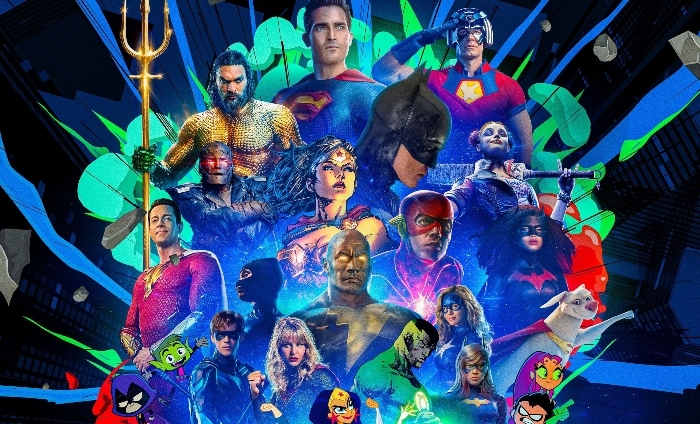 Here are all the deets for DC FanDome
