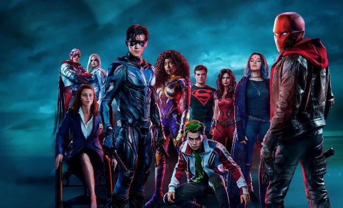 Titans GO for fourth season on HBO Max