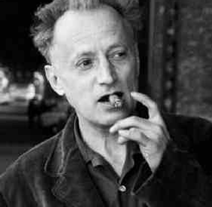 Two docs on literary titan Algren screen this month